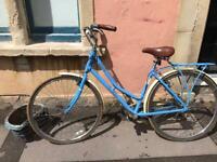 Pendleton Bike with basket