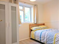 Newly refurbished double rooms!! Bills inclusive