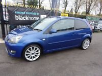 FORD FIESTA 2.0 ST 3dr (blue) 2008