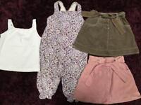 Girls 1.5-2yr and 2-3yr clothes bundle