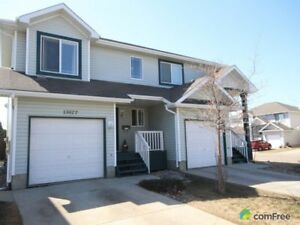 $309,900 - Semi-detached for sale in Edmonton - Northwest