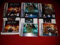 3 Gameboy Advance games