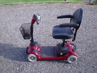 REDUCED!!! MINI 4 MOBILITY SCOOTER (ECM)