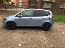 honda jazz 1.4 automatic for sale cat c.