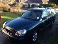 Daewoo Nubiera Estate **Open to Offers**