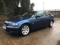 Bmw 316 ti Compact Sport - Full Leather Interior
