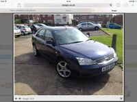 FORD MONDEO TDCI 2006 FSH MOST STAMPZ FULL V5 850ono BARGIN