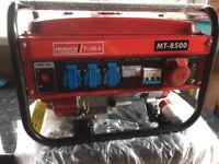 Munich Tools MT8500 Power Generator