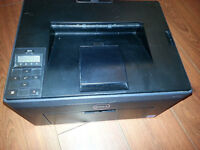 Dell colour wireless laser printer, 1660w