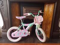 Raleigh Mini Miss girl's bicycle (bike) - good condition