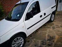 Vauxhall combi van 1300cdti