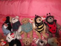 TY Vintage Attic Treasure Beanie Baby Babies Bears Rare Collectable my Collection