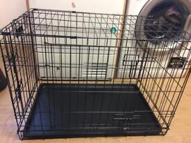 Dog crate brand new