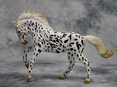 CollectA NIP * Knabstrupper Mare * 88720 Leopard Appaloosa Model Horse Toy