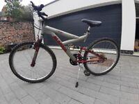 Ladies' mountain bike / trail bike / off-road bike
