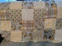 Very large bedspread