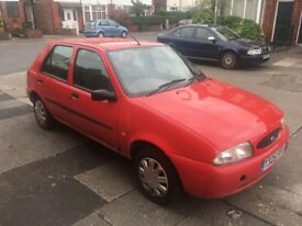 1999 Ford Fiesta - Spares or Repairs ***LOW MILEAGE***