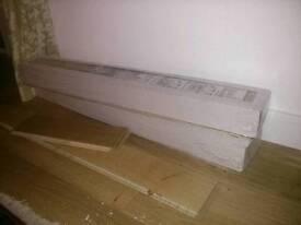 Oak flooring - 2 square meters. Engineered oak wood floor, not laminate STILL AVAILABLE