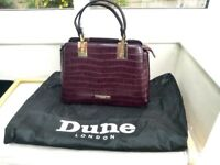 Dune Leather Handbag