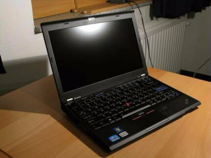 Lenovo Thinkpad x220 + DockStation $450 Rhodes Canada Bay Area Preview