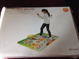 Child's John Lewis Musical Playmat