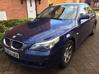 BMW 530d 3.0 diesel one year mot great conditions