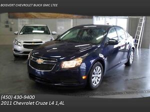 2011 Chevrolet Cruze DEMAREURE A DISTANCE