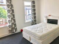 Four bedroom house with garden in Plaistow E13 9DS all inclusive/only two weeks deposit