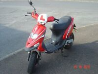 Gilera Stalker Moped 50cc