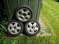 Renault Clio wheels