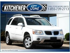2009 Pontiac Torrent *LEATHER/SUNROOF/AWD/PWR GROUP