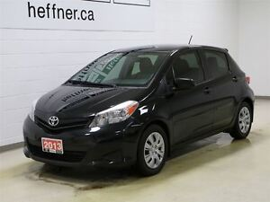 2013 Toyota Yaris LE with Cruise Control