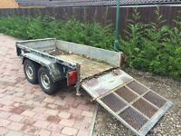 Heavy duty plant trailer for sale ( LOOK)