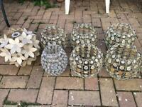 Lamp Shades Bundle Job Lot
