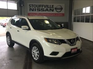 Nissan Rogue s bluetooth and reverse camera 2016