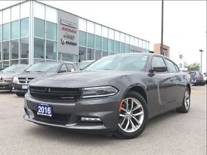 2016 Dodge Charger SXT+ SUNROOF LEATHER NAV CAMERA