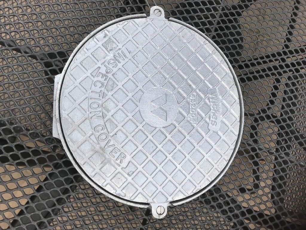 Wickes Drain Inspection Manhole Cover New In Horsham