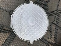 Wickes Drain Inspection Manhole Cover New