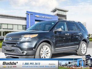 2013 Ford Explorer Limited SAFETY AND RECONDITIONED
