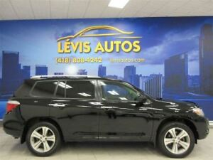 2010 Toyota Highlander SPORT 4X4 7 PASSAGERS CUIR TOIT OUVRANT 1
