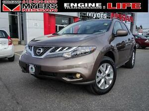 2014 Nissan Murano SL, Leather, PUSH START, MOON ROOF, BOSE SYST