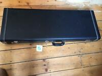 G&G / Fender Guitar Luxury Hard Case - (Fits Stratocaster & Telecaster)
