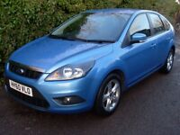 2011 Ford Focus 1.6 Zetec 5dr LOW MILEAGE AUTO AUTOMATICE CAR FINANCE CHEAP USED CARS LEICESTER