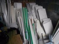 Storage hunters - large qty of shop shelving