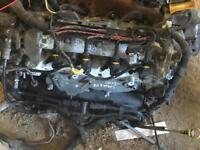 Vauxhall Corsa d 1.3 cdti 08 engine