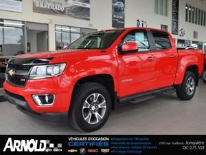2015 CHEVROLET COLORADO 4WD EXTENDED CAB LT