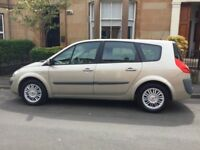 Renault Grand Scenic Priveledge 2007 with Sunroof and 7 seats
