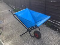 Wheelbarrow Stable kit lightweight folding wheelbarrow