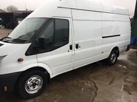 "Ford Transit 2012 (12) High roof LWB Euro 5 ""Excellent Van"""