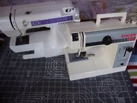***TWO SEWING MACHINE *for spares and repairs****